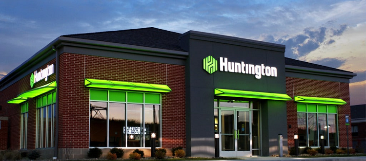 Huntington Bank $300 Business Checking Bonus