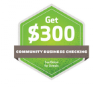 Huntington Community Business Checking