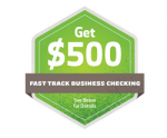 Huntington Fast Track Business Checking