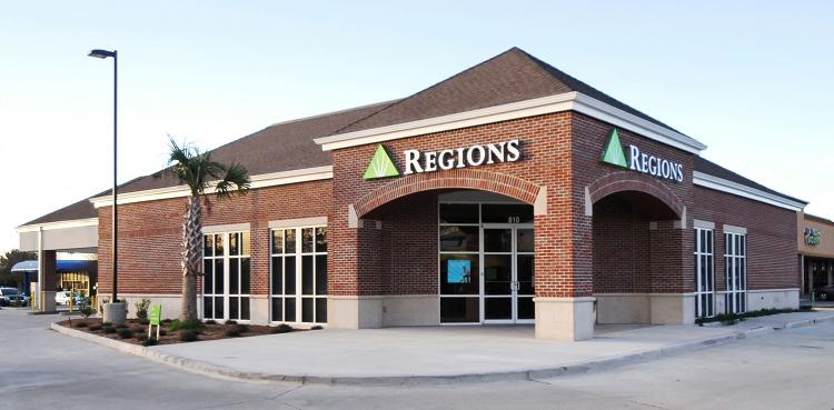 Regions Bank Deals