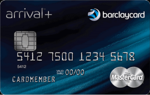 Barclaycard Arrival Plus 40,000 Bonus Miles ($420 Value)