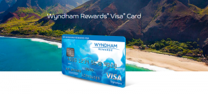 Wyndham Rewards Visa Signature Card 15,000 Bonus Points + No Annual Fee