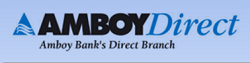 Amboy Direct 12-Month eSavings Certificate of Deposit Account