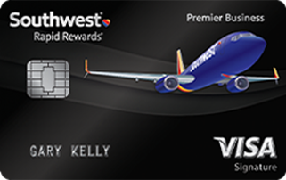 Southwest rapid rewards premier business credit card 6000 bonus at a glance with the southwest rapid rewards premier business credit card you will earn 60000 bonus points after you spend 3000 on purchases within colourmoves