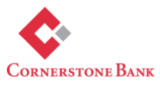 Cornerstone Bank $250 Money Market Bonus