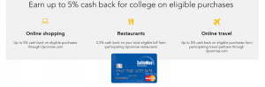 Sallie Mae Rewards Card Review: 5% Cash Back on Eligible Book and Travel Purchases