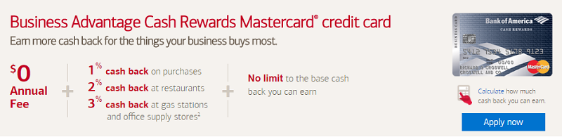Bank of america business advantage cash rewards mastercard 200 bank of america business advantage cash rewards mastercard 200 statement credit bonus up to 3 cashback reheart Gallery