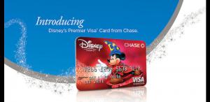 Diney Premier Visa Card