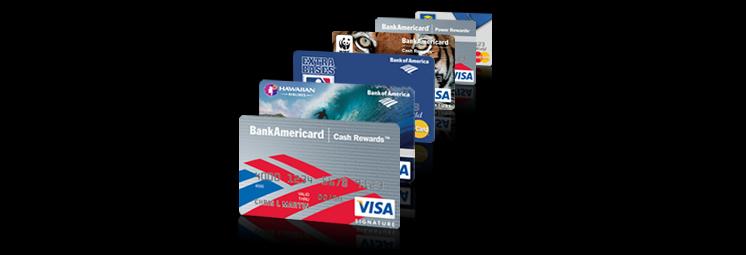 Antrag Erhöhung Kreditlimit der Bank of America