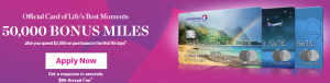 Hawaiian Airlines World Elite Card 50,000 Miles Offer + Complimentary Checked Bag + 50% Companion Discount