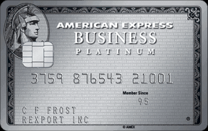 Business Platinum Card from American Express 125,000 Points Promotion + 5X Points on Flights and Hotels (Targeted)