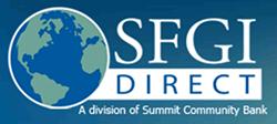 SFGI Direct Direct Savings Account