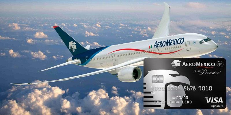 AeroMexico Visa Signature Card 15,000 Miles Bonus + 4,000 Annual Bonus Miles