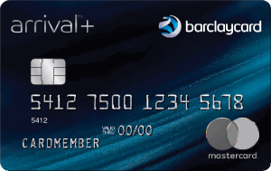 Barclaycard Arrival Plus World Elite Mastercard 40,000 Bonus Miles ($420 Value)
