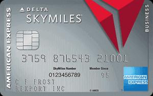 Platinum Delta SkyMiles Business Credit Card from American Express 50,000 Bonus Miles + 10,000 Medallion Qualification Miles (MQMs)
