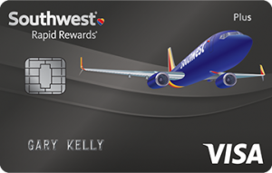 Chase Southwest Rapid Rewards Plus Card