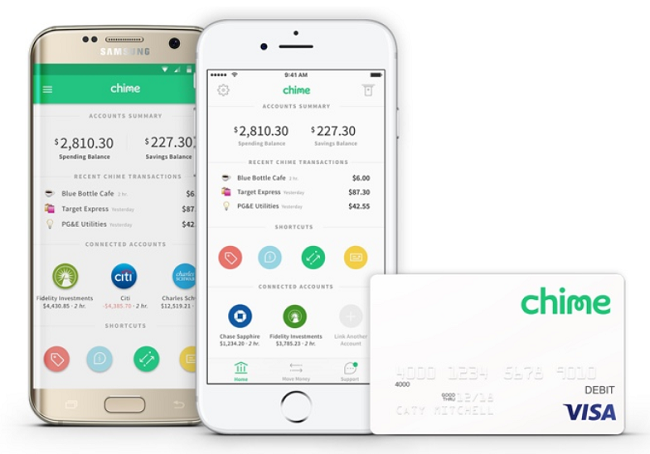 no fee atm for chime