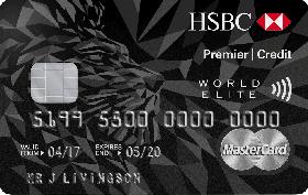 HSBC Premier World Elite Mastercard 50,000 Bonus Points + 3X Travel Rewards Points + 2X Dining Rewards Points + No Annual Fee