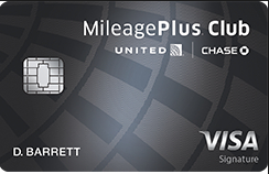 Check out theChase United MileagePlus Club Cardto earn a generous bonus of50,000 Bonus Pointsafter you spend $3,000 on purchases in the first 90 days after accountopening.