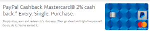 PayPal Cashback Mastercard Review: 2X Points Back on Every Purchase + No Foreign Transaction Fees + No Annual Fee