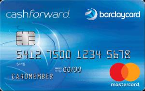 Barclaycard CashForward World Mastercard