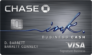 Chase Ink Business Cash Card $500 Promotion [In-Branch]