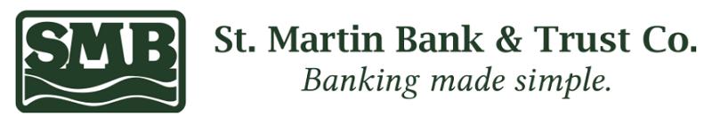 St. Martin Bank & Trust Company Kasasa Cash Checking Account