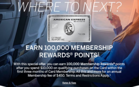 The business platinum card from american express open 100000 bonus the business platinum card from american express open pdf if this card appeals to you check out the pdf file for more information colourmoves