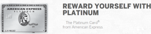 American Express Platinum Credit Card CardMatch Bonus 100,000 Points Bonus + 5X Points on Airline Purchases + 5X Points on Hotel Bookings (Targeted)