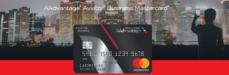 Barclaycard aadvantage aviator business mastercard 40000 bonus sign up for the aadvantage aviator business mastercard offering 50000 bonus points when you make a single purchase within the first 90 days of account reheart Images