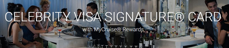 Celebrity Visa Signature Card