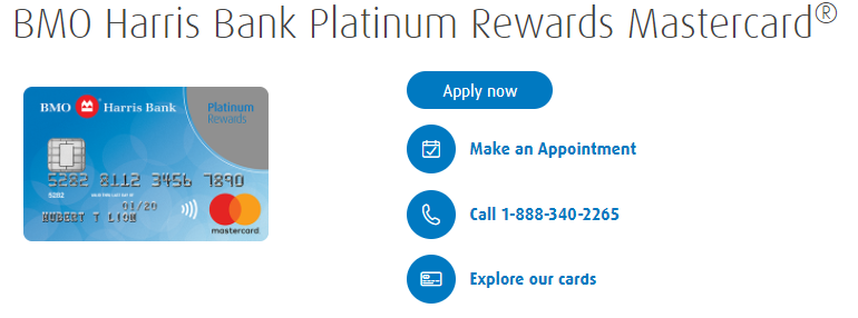 Bmo Travel Rewards Card