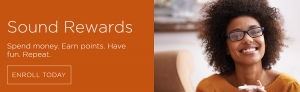 Sound Rewards Credit Card 10,000 Points Bonus + 1X Points on Every Day Purchases + No Annual Fee