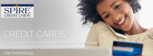 Spire Signature Credit Card 10,000 Bonus Points + 1.25% Cash Back + 2X Points Back on Every Day Purchases + No Annual Fee