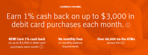 Discover Bank Cashback Checking Review: Earn 1% Cash Back On Up To $3,000 In Debit Card Purchases Each Month