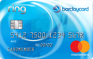 Barclaycard Ring MasterCard - Enjoy Low Rates + No Balance Transfer or Foreign Transaction Fees + No Annual Fee