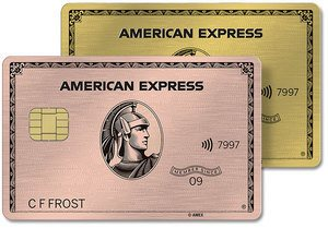 American Express Gold Card 25,000 Bonus Points + $100 Airline Fee Credit + Up to 3X Points Back