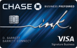Chase Ink Business Preferred Card 80,000 Bonus Points + 3X Points on Select Categories