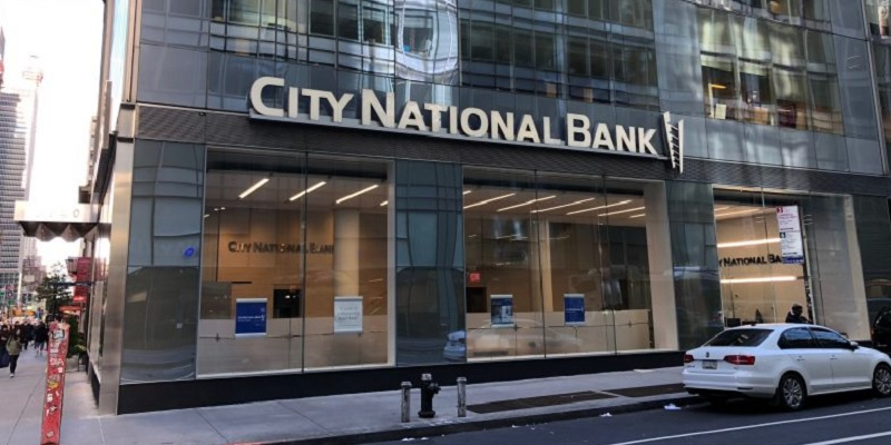 City National Bank Promotion