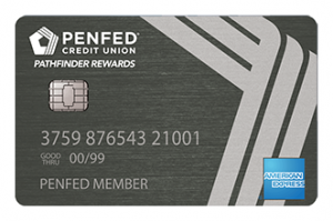 PenFed Pathfinder Rewards American Express Card 25,000 Bonus Points + Up to 4X Points on Travel + $100 TSA Application Fee Credit + No Annual Fee