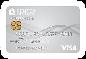 PenFed Promise Visa Card $100 Statement Credit Bonus + No Annual Fee