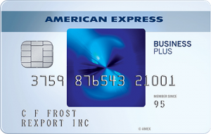 American Express Blue Business Plus Credit Card 20,000 Points Promotion + 2X Points Back + No Annual Fee [Targeted]