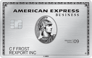 Business Platinum Card from American Express 75,000 Membership Rewards Points + 5X Points on Flights and Hotels