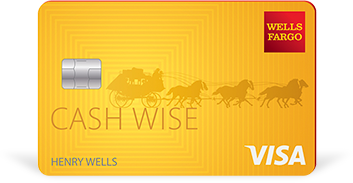 Wells Fargo Cash Wise Visa Card $200 Cash Rewards Bonus + Unlimited 1.5% Cash Rewards + No Annual Fee