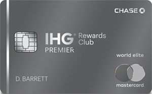 IHG Rewards Club Premier Credit Card Review: 80,000 Bonus Points