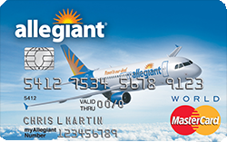 Bank of America Allegiant World Mastercard 15,000 Bonus Points + Up To 3X Points Back