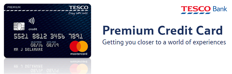 TESCO Bank Premium Credit Card 36,000 Avios OR 37,500 Virgin Atlantic Flying Club Miles Bonus
