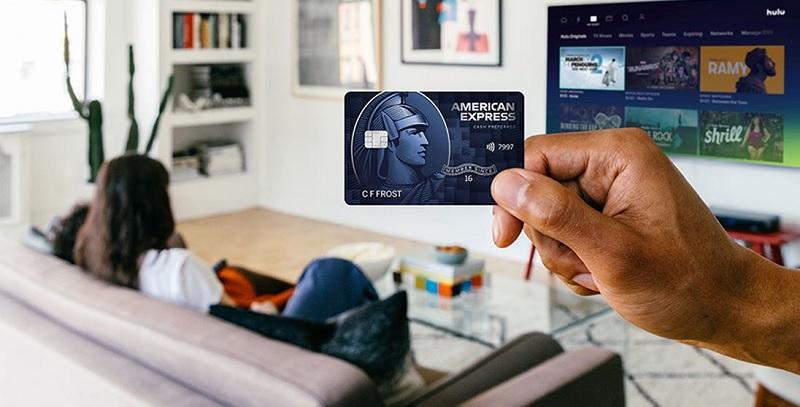 American Express Blue Cash Preferred card