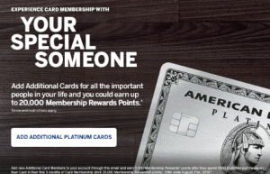 Platinum Business Card from American Express 100,000 Bonus Points + 5X Points on Flights and Hotels