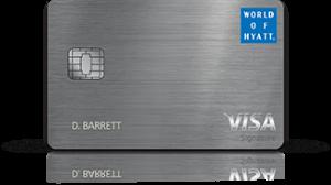The World Of Hyatt Credit Card 60,000 Bonus Points + Free Nights Every Year